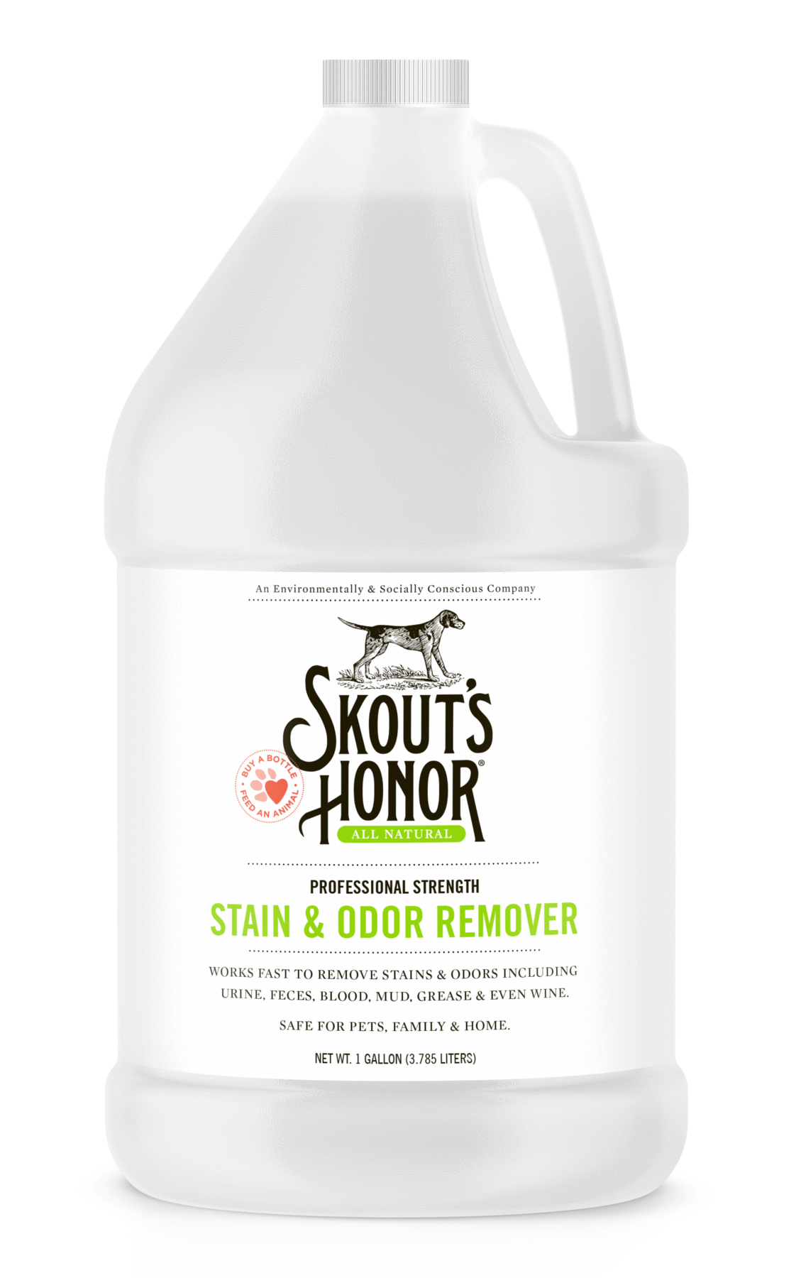 Skout's Honor Stain & Odor Remover Cleaning Spray