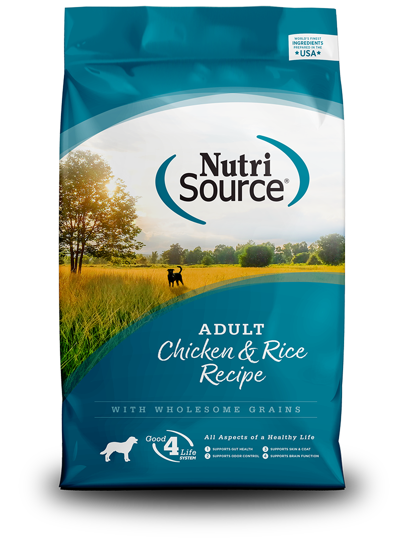 NutriSource NutriSource Chicken & Rice Dry Dog Food
