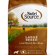 NutriSource NutriSource Large Breed Lamb & Rice Dry Dog Food 30#