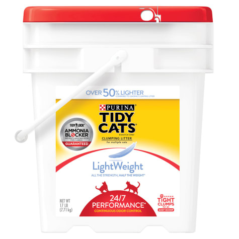 Purina Tidy Cats 24/7 Performance Light Weight Cat Litter