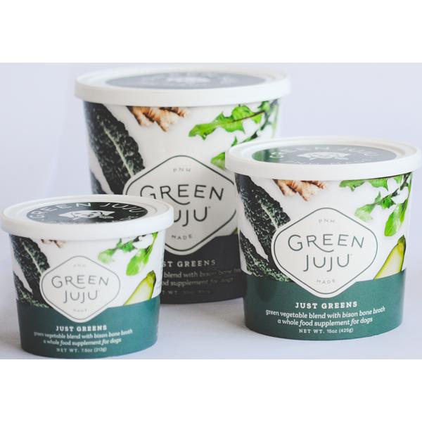 Green Juju Green JuJu Just Greens Whole Food Supplement
