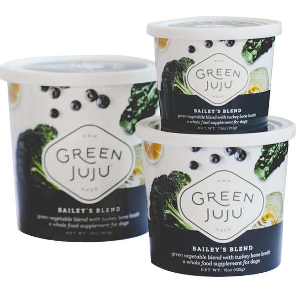 Green Juju Green Juju Bailey's Blend Whole Food Supplement 15oz