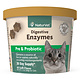 NaturVet NaturVet Digestive Enzymes with Prebiotics & Probiotics Soft Chew Cat Supplement 60ct