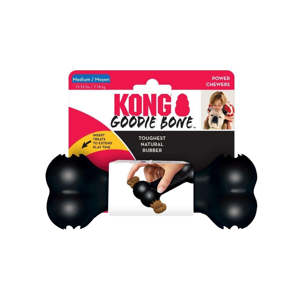 Kong Kong Extreme Goodie Bone Dog Toy