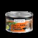 Lotus Lotus Pate Grain Free Duck Wet Cat Food