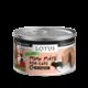 Lotus Lotus Pate Grain Free Pork Wet Cat Food