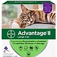Bayer Advantage II Large Cat 9+lbs Topical Flea Control