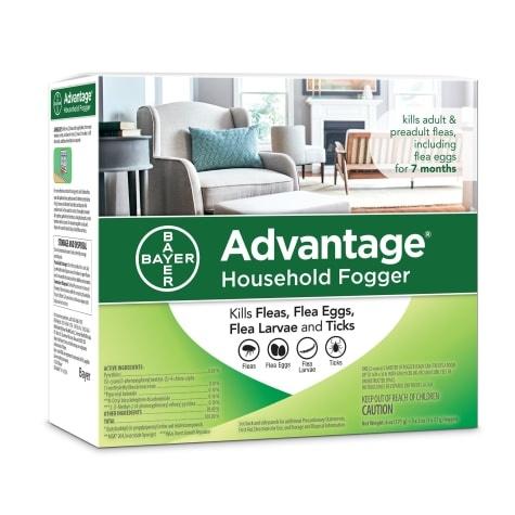Bayer Advantage Household Fogger 2oz 3pk