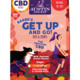 Austin & Kat Austin & Kat Functional Biscuits Bakko's Get Up and Go CBD Supplement 10mg 30ct