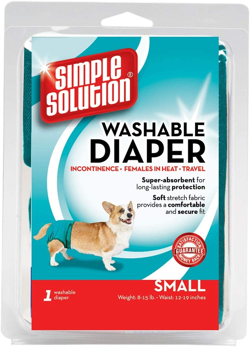 Simple Solution Simple Solution Washable Dog Diaper