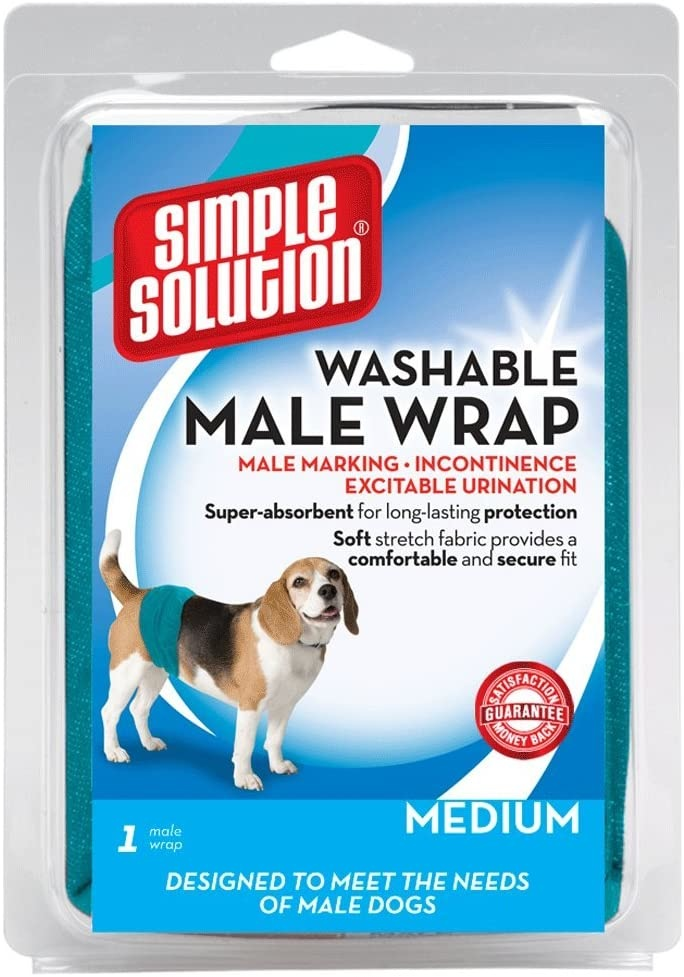 Simple Solution Simple Solution Washable Male Wrap