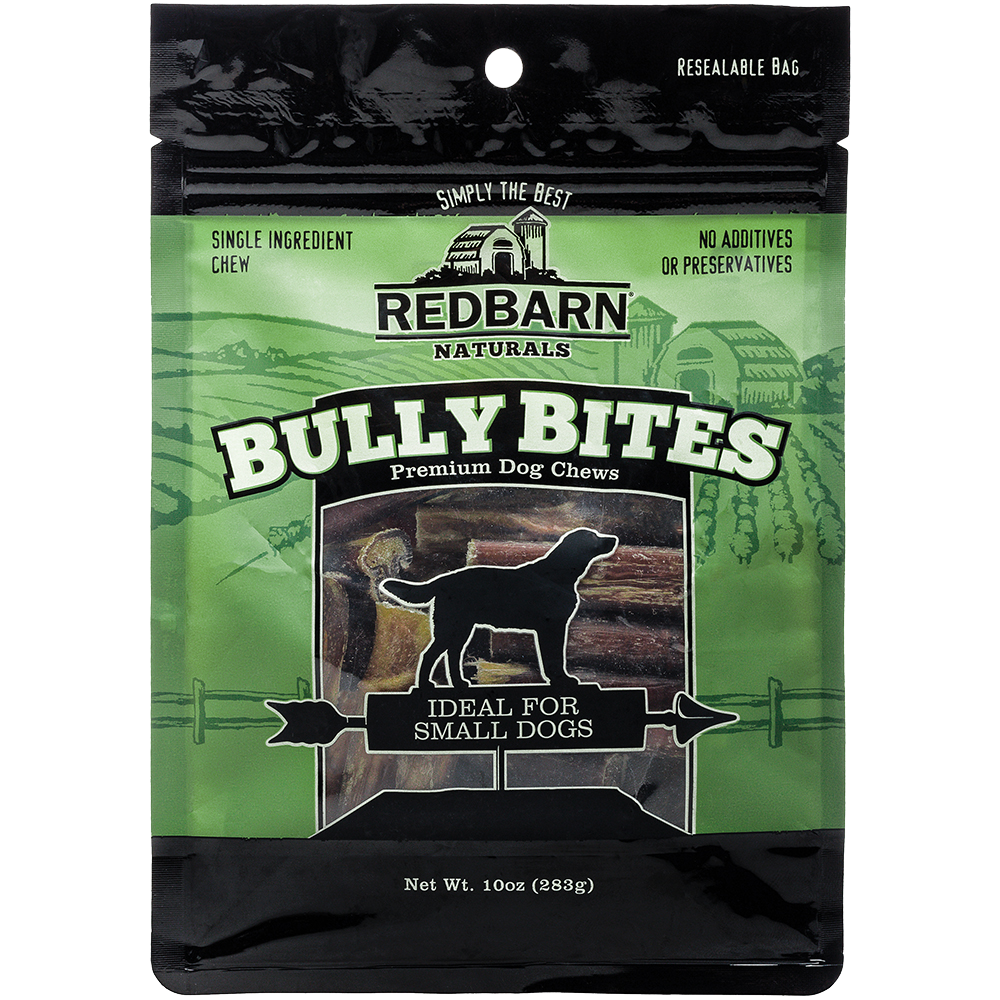 Red Barn Red Barn Bully Bites Dog Treats 10oz