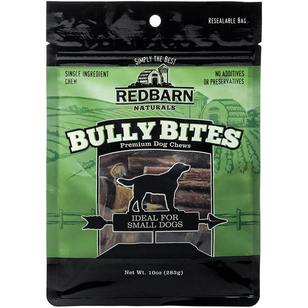 Red Barn RedBarn Bully Bites Dog Treats 10oz