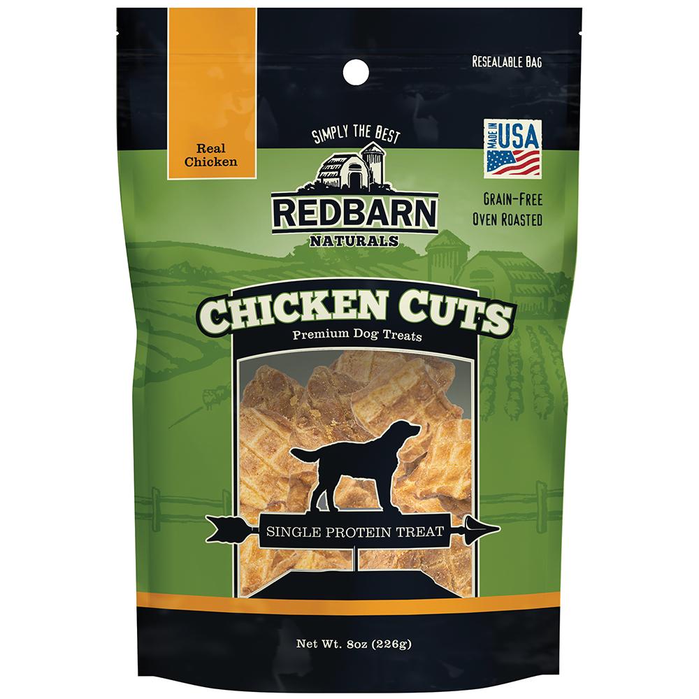 Red Barn RedBarn Chicken Cuts Dog Treat 8oz