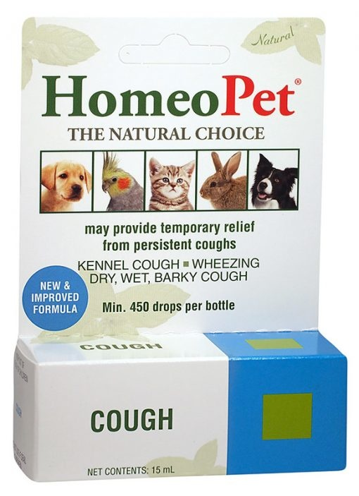 HomeoPet Cough Supplement