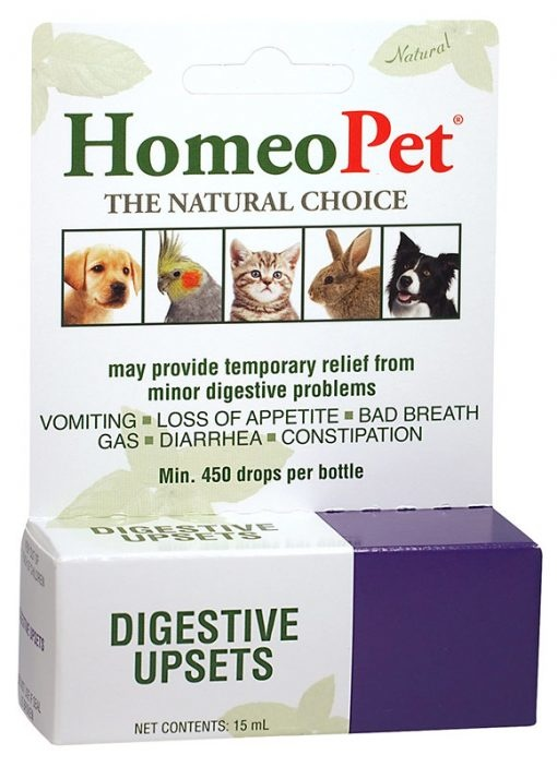 HomeoPet Digestive Upsets Supplement