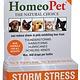 HomeoPet Storm Stress Supplement