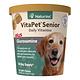 NaturVet NaturVet VitaPet Senior Plus Glucosamine Soft Chew Dog Supplement 60ct