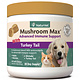NaturVet NaturVet Mushroom Max Advanced Immune Support With Turkey Tail Soft Chew Supplement