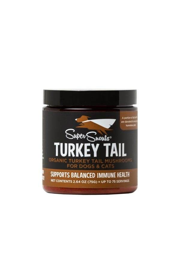 Super Snouts Super Snouts Turkey Tail Immune Health Supplement 75g