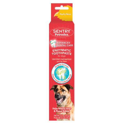 Sentry Petrodex Toothpaste Poultry Flavor