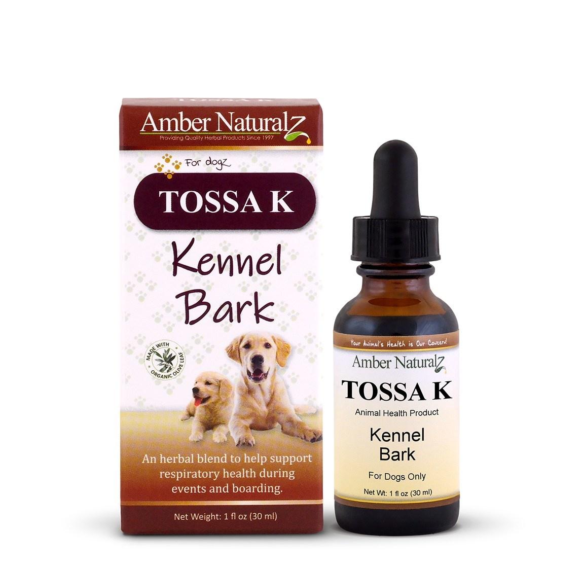 Amber Naturalz Amber Naturalz Tossa K Supplement 1oz