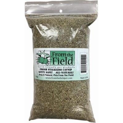 From the Field From the Field Catnip Stalkless 3oz Bag