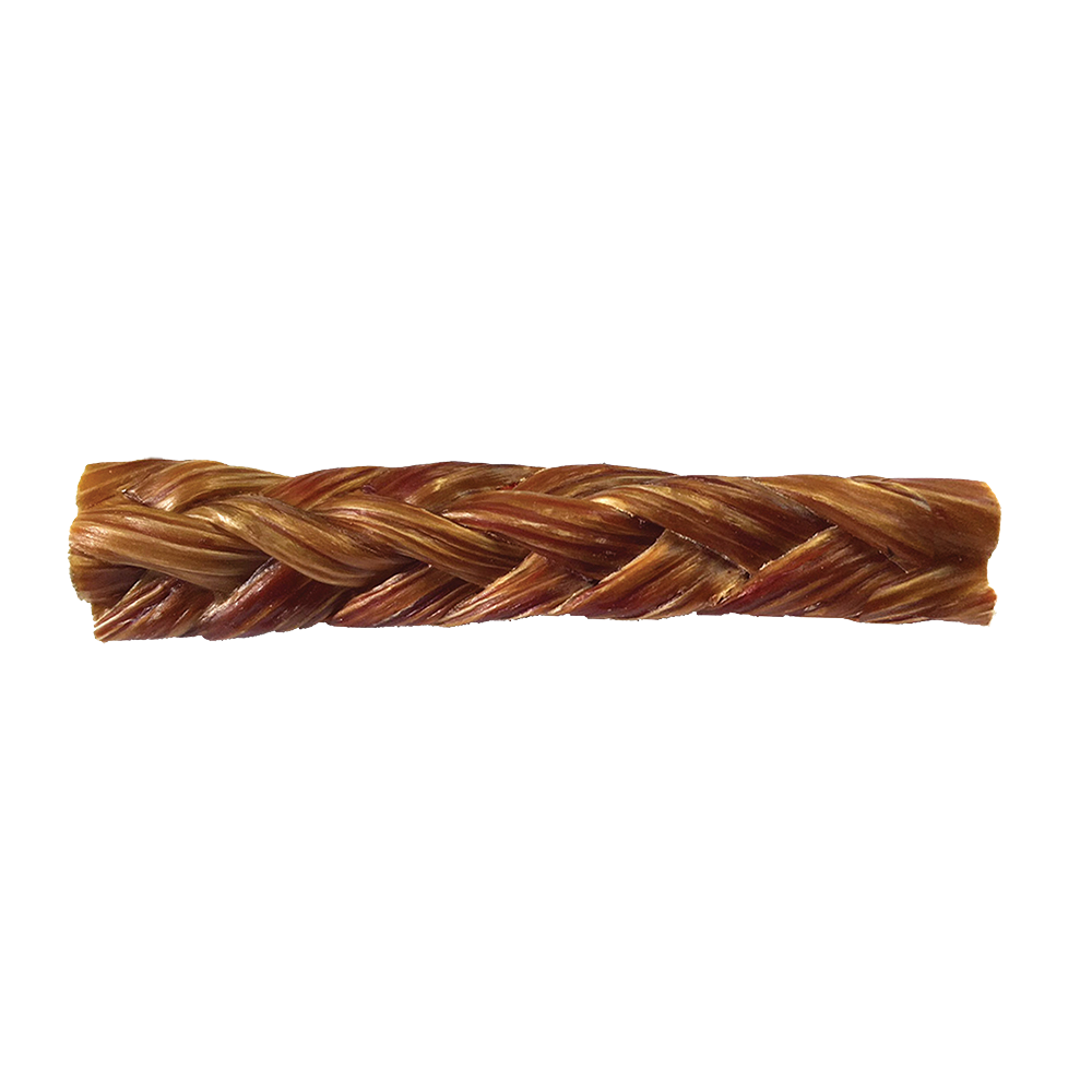 Red Barn Red Barn Braided Beef Esophagus Dog Chew Large