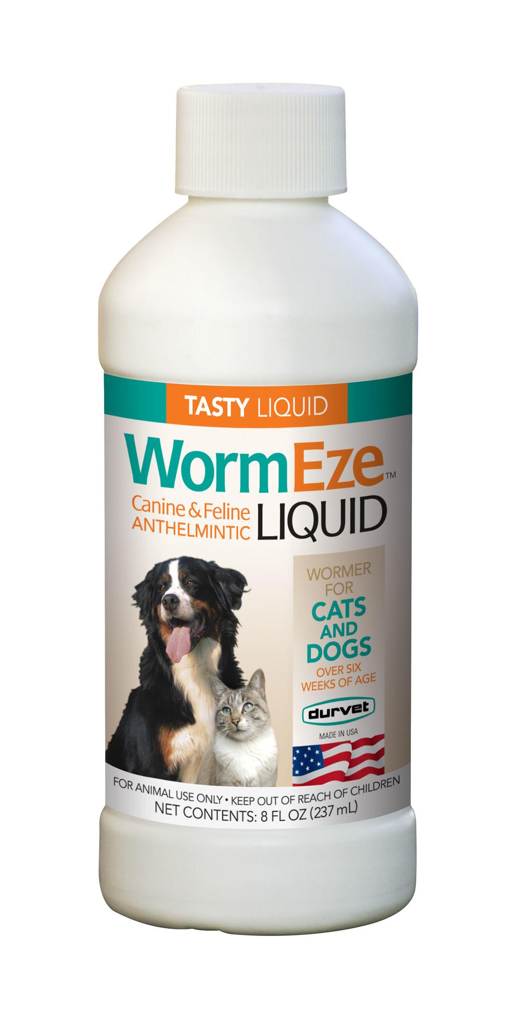 Durvet Durvet WormEze Liquid Dewormer for Dogs & Cats