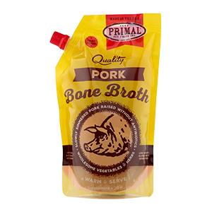 Primal Primal Frozen Pork Bone Broth 20oz