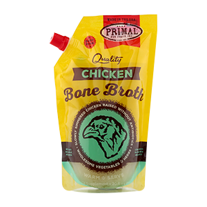 Primal Primal Frozen Chicken Bone Broth 20oz