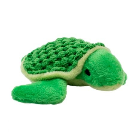 Tall Tails Tall Tails Squeaker Turtle Plush Dog Toy