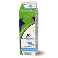 Answers Answers Additional Fermented Fish Stock Supplement