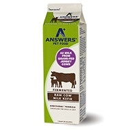 Answers Answers Additional Fermented Raw Cow's Milk Kefir Supplement