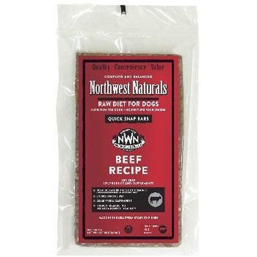 Northwest Naturals Northwest Naturals Dinner Bars Beef Raw Dog Food 25#