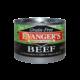 Evanger's Evanger's 100% Beef Wet Cat & Dog Food 6oz