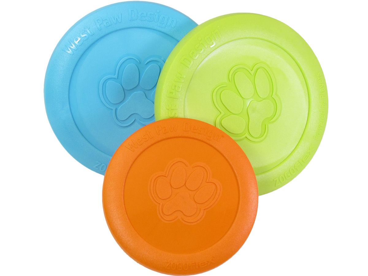 West Paw West Paw Zisc Dog Toy