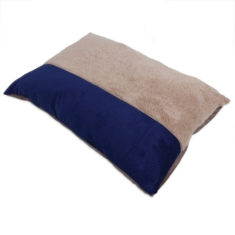 Aspen Aspen Pet Corduroy Pillow Dog Bed Assorted Colors