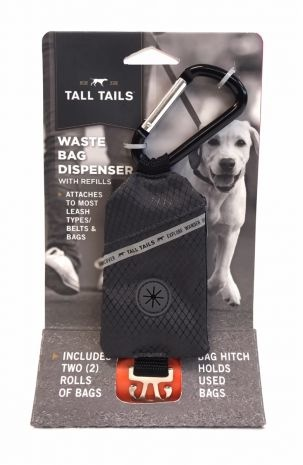 Tall Tails Tall Tails Waste Bag Dispenser with 2 Refill Rolls
