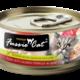 Zignature Fussie Cat Tuna with Salmon Wet Cat Food 2.8oz