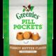 Nutro Greenies Pill Pockets Peanut Butter Dog Treat
