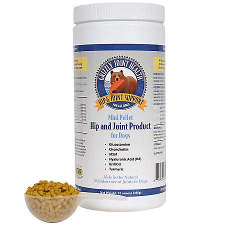 Grizzly Grizzly Joint Aid Pellet Dog Supplement