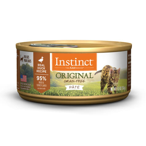 Instinct Instinct Original Duck Wet Cat Food 5.5oz