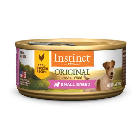 Instinct Instinct Original Chicken Small Breed Wet Dog Food 5.5oz