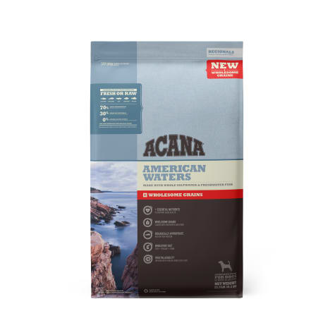 Acana Acana Regionals Wholesome Grains American Waters Dry Dog Food