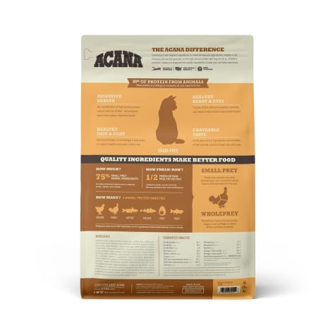 Acana Acana Regionals Meadowland Dry Cat Food