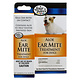 Four Paws Four Paws Ear Mite Remedy for Dogs 0.75oz