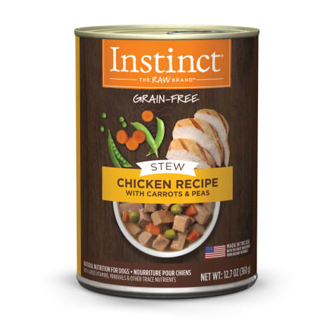 Instinct Instinct Stew Chicken Wet Dog Food 12.7oz