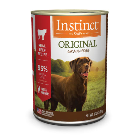 Instinct Instinct Original Beef Wet Dog Food 13.2oz