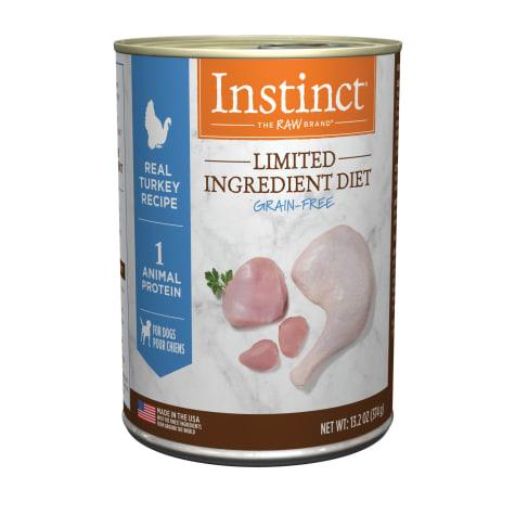 Instinct Instinct Limited Ingredient Diet Turkey Wet Dog Food 13.2oz